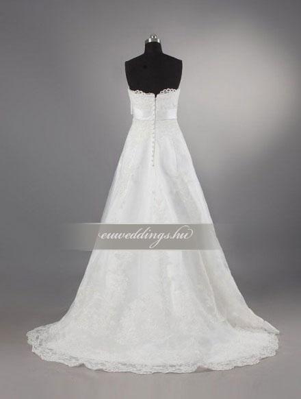 Menyasszonyi ruha kismamáknak-KMR-9191