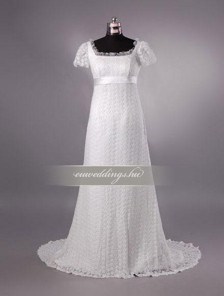 Menyasszonyi ruha kismamáknak-KMR-9315