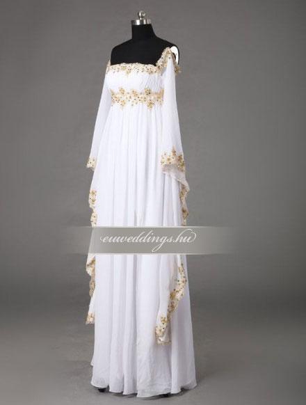 Menyasszonyi ruha kismamáknak-KMR-9334