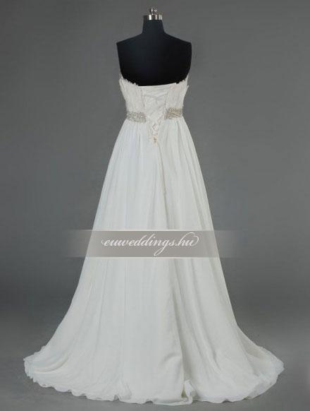 Menyasszonyi ruha kismamáknak-KMR-9358
