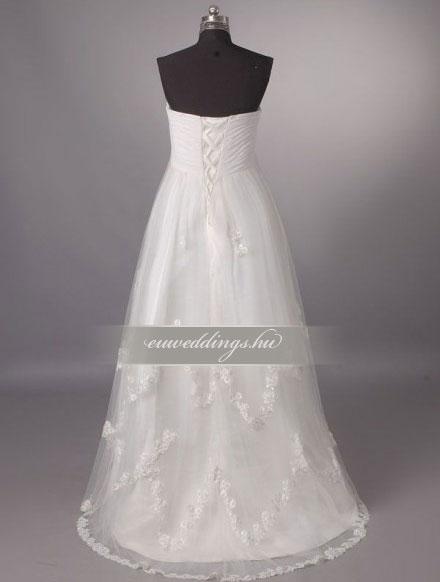 Menyasszonyi ruha kismamáknak-KMR-9362