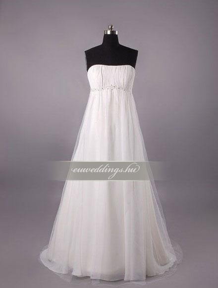 Menyasszonyi ruha kismamáknak-KMR-9367