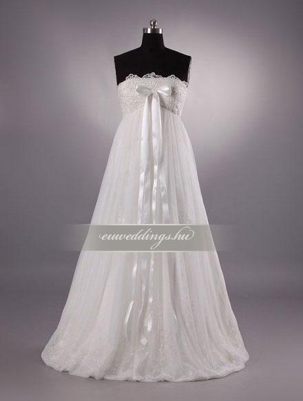 Menyasszonyi ruha kismamáknak-KMR-9387