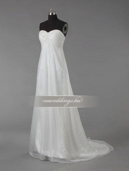 Menyasszonyi ruha kismamáknak-KMR-9396