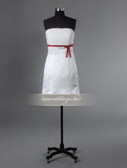 Esküvői ruha rövid-RMR-9598