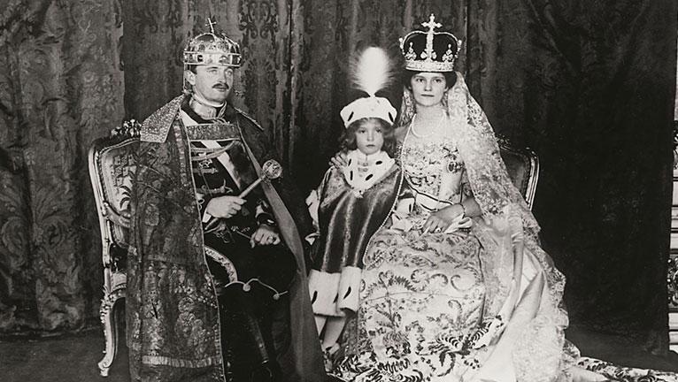 Zita és IV. Károly